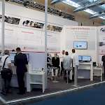 Messestand der C-Informationssysteme